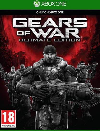 [BONNES AFFAIRES] Gears of War Ultimate Edition pour £12,49
