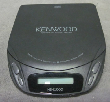 Pour écouter de la musique, c'était quand même mieux avec un vrai walkman !