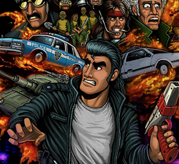 Retro City Rampage sur iOS