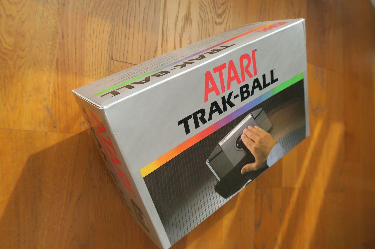 [BROCANTE] Des Atari Trak-Ball toujours en stock