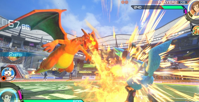 [TEST] POKKEN TOURNAMENT / Wii U
