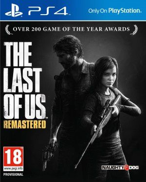 [TEST A LA BOURRE] The Last of Us Remastered / PS4