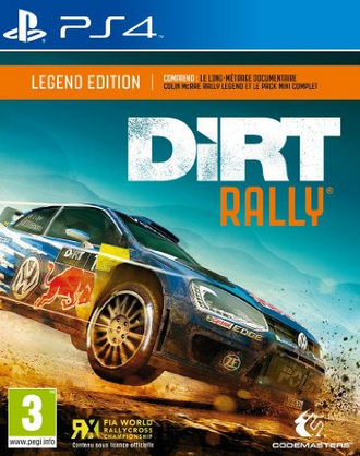 [BONNES AFFAIRES] DIRT Rally passe à 49,99€
