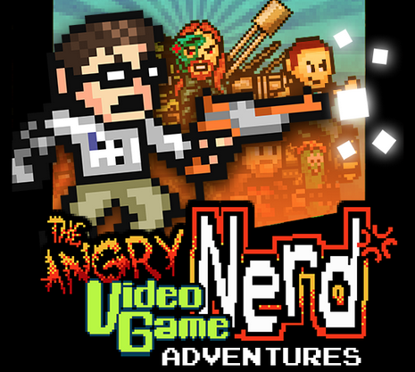 [TEST] The Angry Video Game Nerd Adventures / Wii U