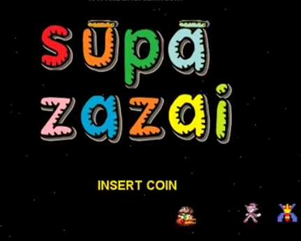 Supa Zazai, le shoot'em up de Gamopat Studio