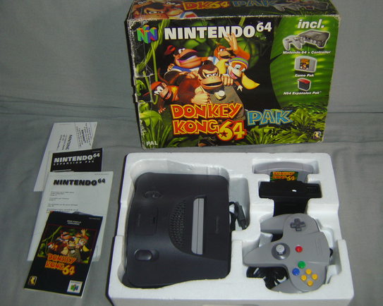 [BROCANTE] 15 packs Nintendo 64 en vente !