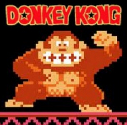 Donkey Kong, new world record !