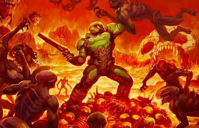 Le reboot de Doom est-il un un gros bousin ?