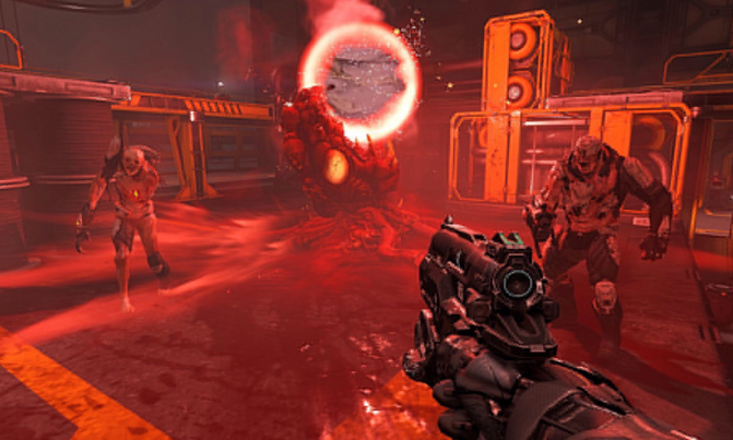 [TEST] DOOM / PS4