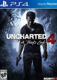 [TEST] Uncharted 4 : A Thief's End / PS4
