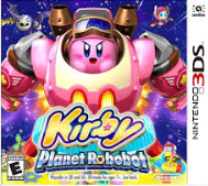 [TEST] Kirby Planet Robobot / 3DS