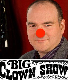 [EDITO] Dino Dini Big Clown Show