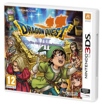 Dragon Quest VII en précommande