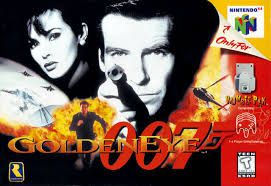 On a (hélas) retrouvé GoldenEye version Xbox 360 !