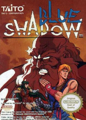 [RETROGAMING] Blue Shadow / Nes