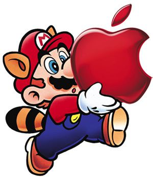 [MONDE DE MERDE] Super Mario sur iOS