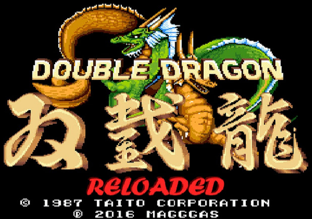 Double Dragon Reloaded, superbe hommage au beat'em up
