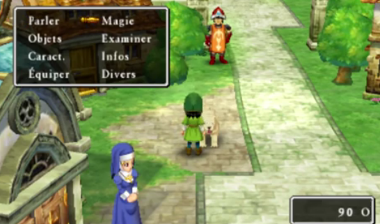[TEST] Dragon Quest VII / 3DS