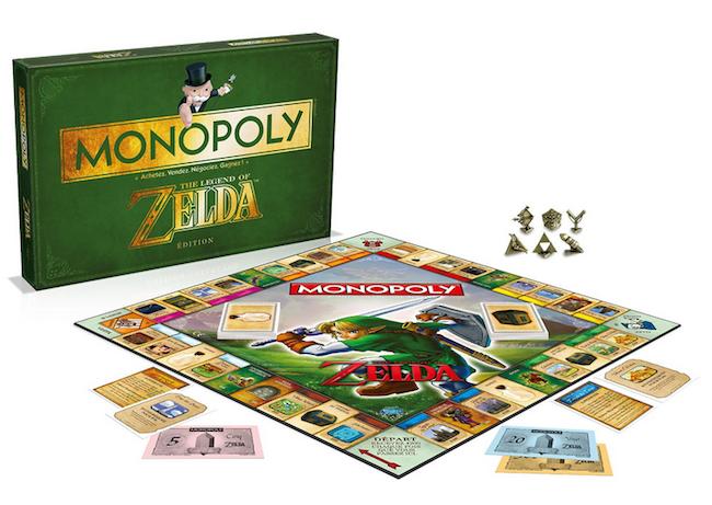 On se fait un petit Monopoly avec Link ?