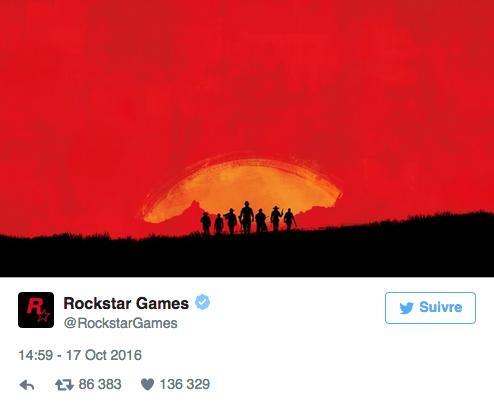 [MAJ] Red Dead Redemption 2 fin 2017 !