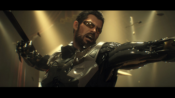 [TEST] Deus Ex: Mankind Divided / PS4