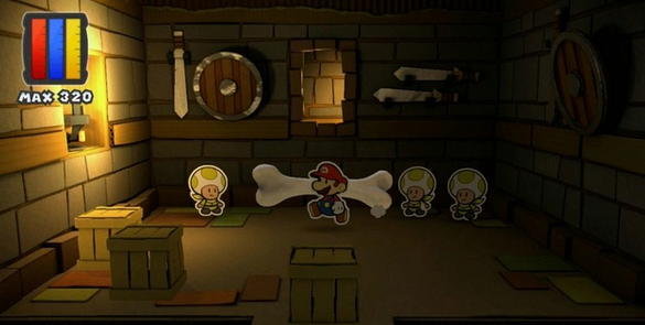 [TEST] Paper Mario Color Splash / Wii U