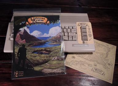 Un Ultima like 8bit à venir sur C64... et PC