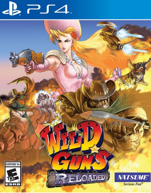 Wild Guns Reloaded en import... ou rien