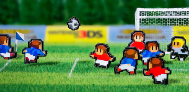 [BEST-OF 2016] Nintendo Pocket Football Club / 3DS