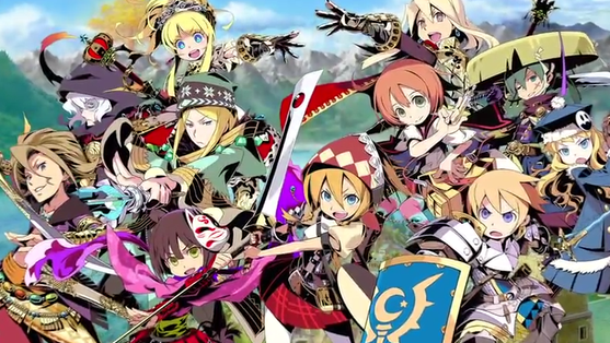 [BEST-OF 2016] Etrian Mystery Dungeon / 3DS