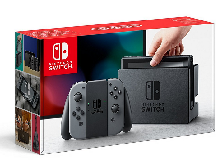 [BONNES AFFAIRES] La Nintendo Switch à 314€