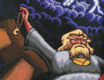 Moonstone en cours de portage sur C64 !