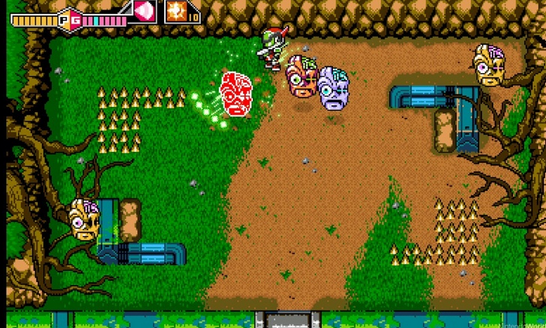 [TEST] Blaster Master Zero / Switch