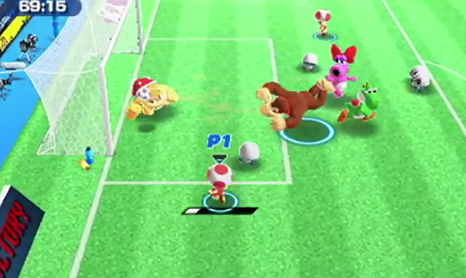 [TEST] Mario Sports Superstars / 3DS