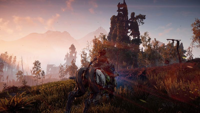 [TEST] Horizon: Zero Dawn / PS4