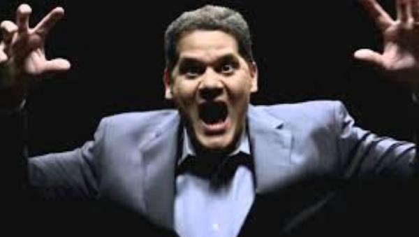 Reggie déchire son slip à l'E3