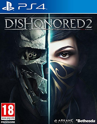 [BONNES AFFAIRES] Dishonored 2/PS4 à 16,99€ !