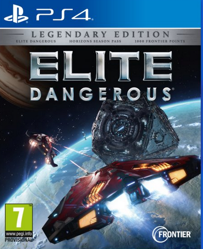 Elite Dangerous peut-il concurrencer No Man's Sky ?