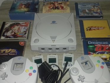 [BROCANTE] Une Dreamcast + Shenmue 1 &amp&#x3B; 2 !
