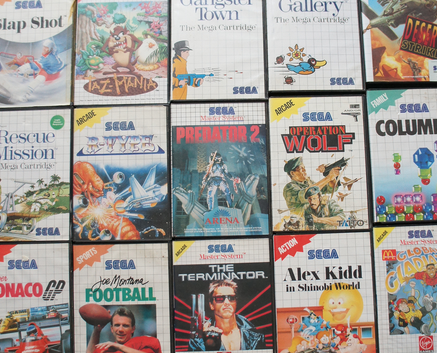 [BROCANTE] Gros lot Master System plus fort que toi