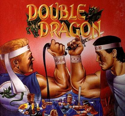 [RANDOM] Double Dragon / Megadrive