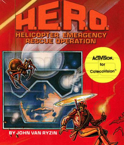 [RANDOM] H.E.R.O. / Colecovision
