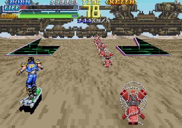 [RETROGAMING] Riding Fight / Arcade