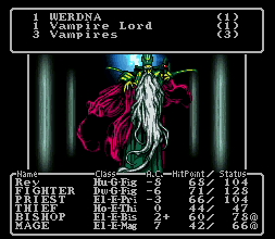 [RETROGAMING] Wizardry I, II, III The Story of Llylgamyn / Snes