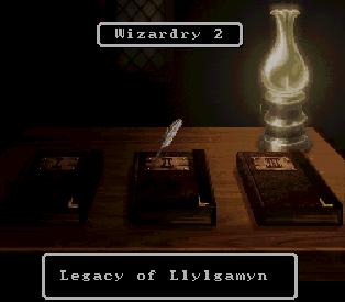 [RETROGAMING] Wizardry I, II, III The Story of Llylgamyn / Snes