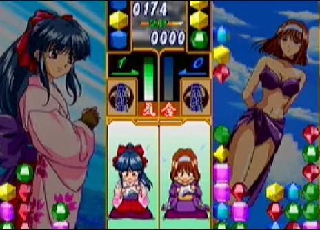 [RETROGAMING] Hanagumi Taisen Columns – Sakura Wars / Arcade &amp&#x3B; Saturn