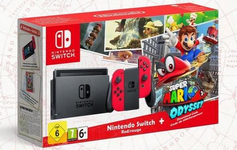 La Switch va t-elle bouffer la PS4 et la XOne ?