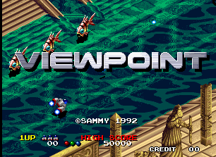 [TEST] Viewpoint / Neo Geo