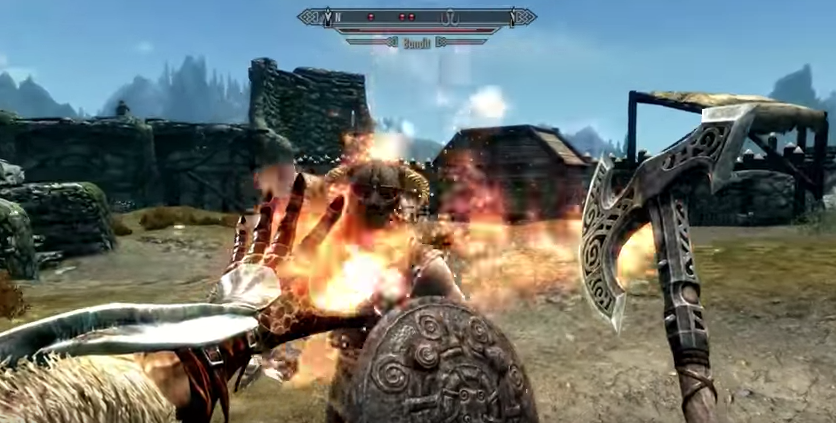 [SPEEDTESTING] Skyrim / Switch