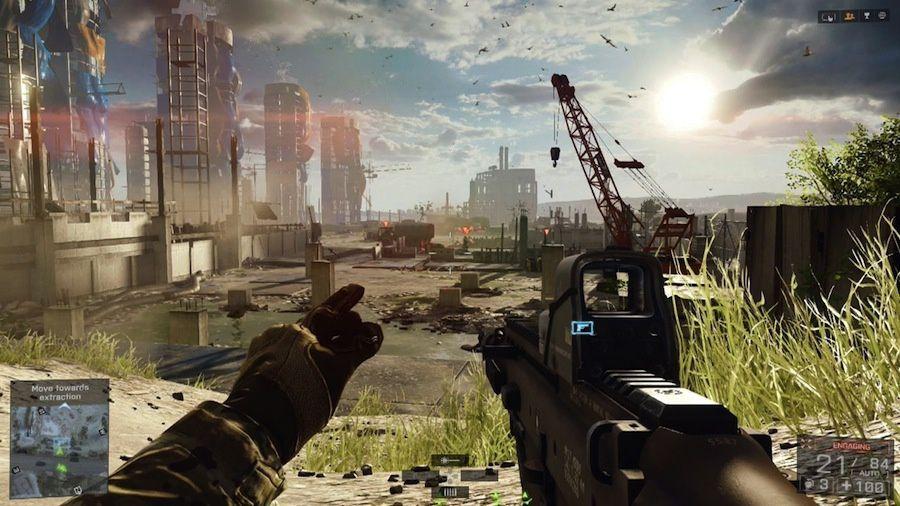 [SPEEDTESTING] Battlefield 4 / PS4